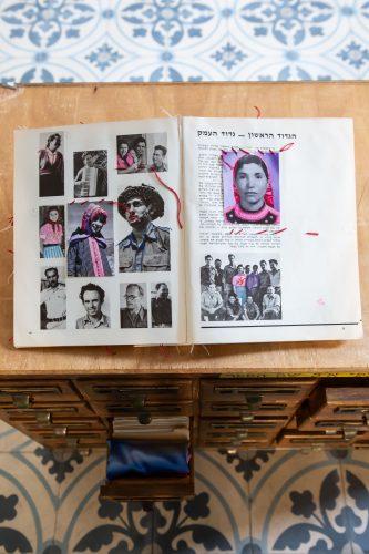 Nofar Hatuka, The Palmach Women, detail, 2019<br /> Photography: Hila Ido